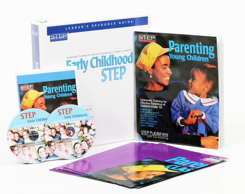 Early Childhood STEP Kit