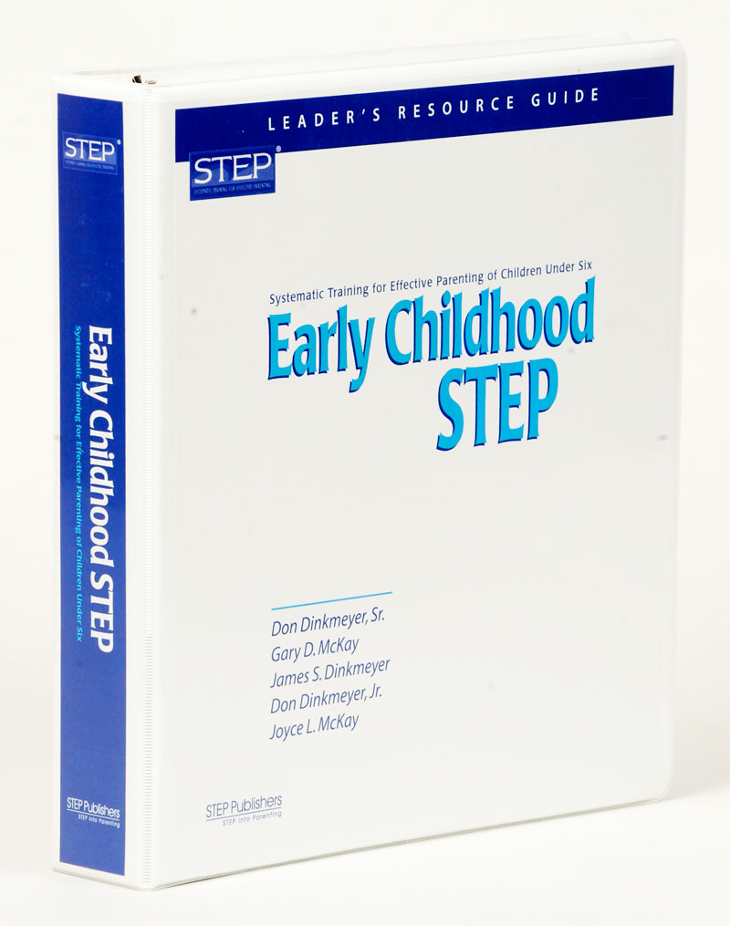 Early Childhood STEP Leader's Manual