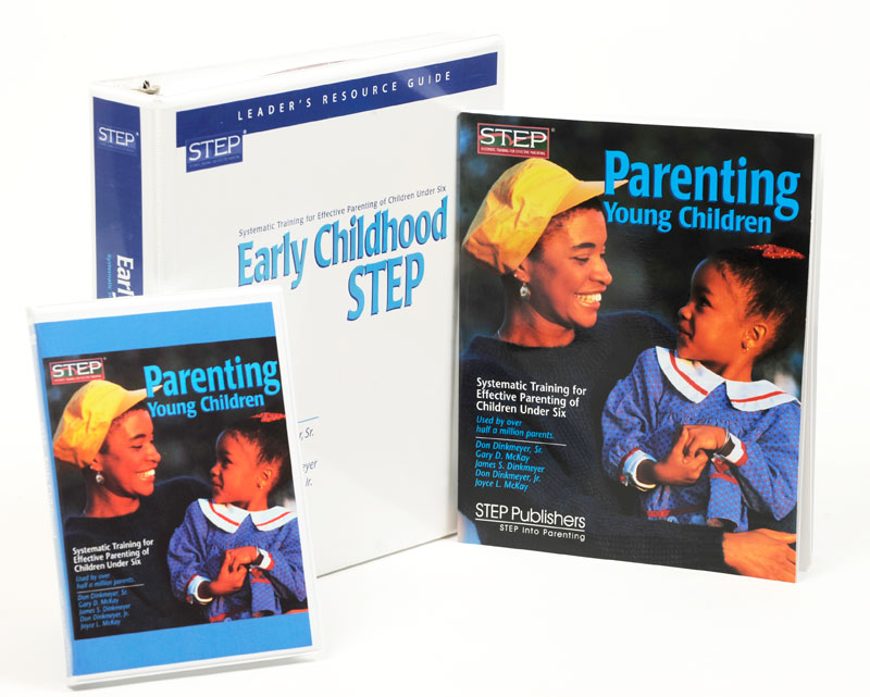 Early Childhood STEP Kit | STEP Publishers