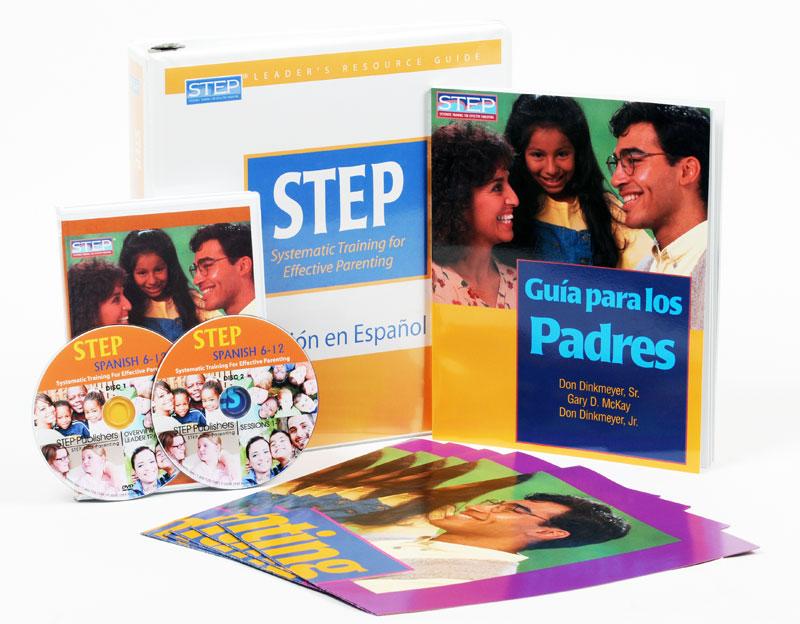 STEP Spanish Kit