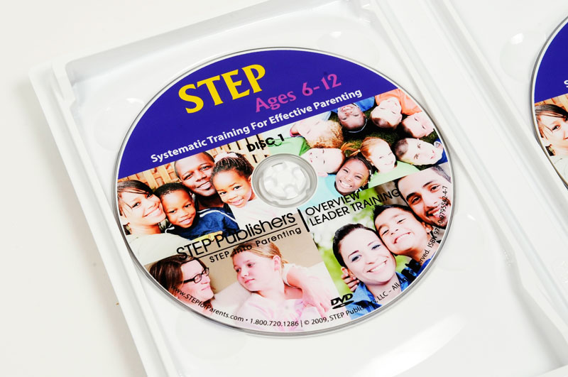 STEP Video Set (2 DVDs)