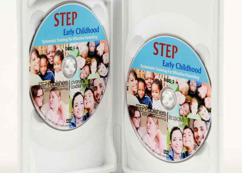 Early Childhood STEP Video Set (2 DVDs)