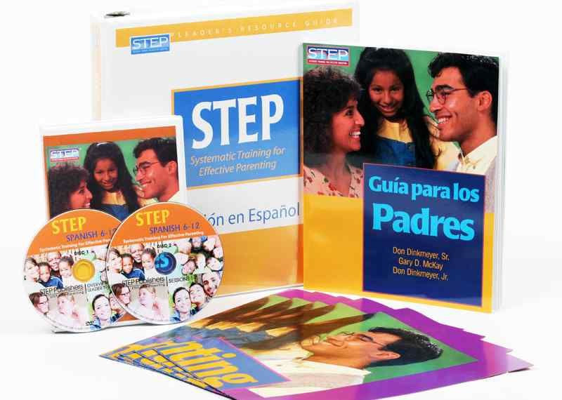 STEP Spanish Kit