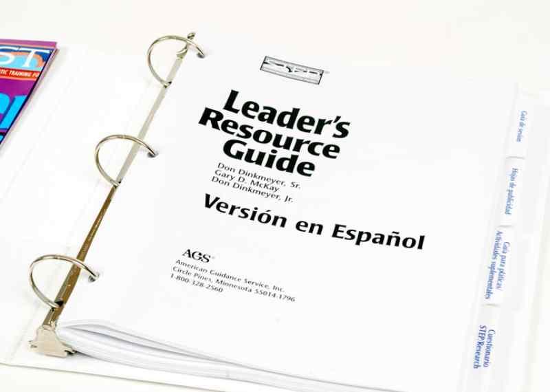 STEP Spanish Leader's Manual