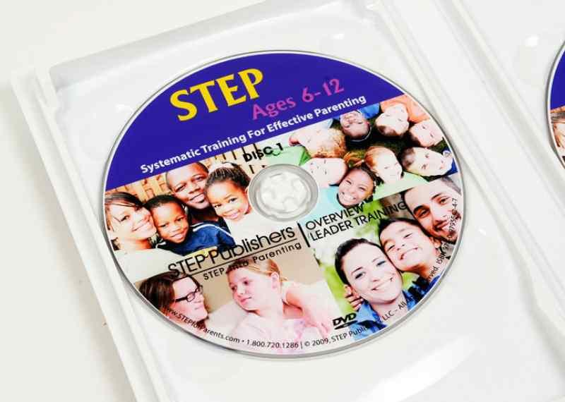 STEP Video Set (2 DVDs)