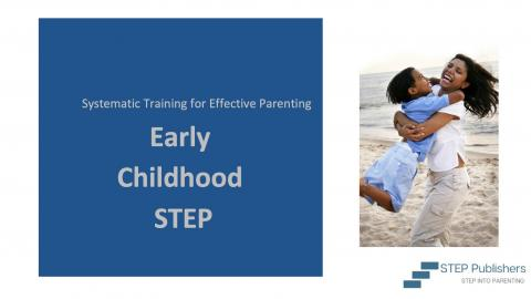STEP Early Childhood Slide Deck
