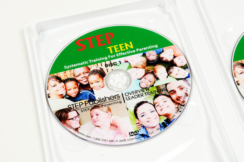 STEP/Teen Video Set (2 DVDs)