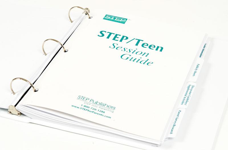 STEP/Teen Leader's Manual